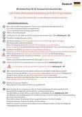 Manuel Einbauanleitung Gebruiksaanwijzing Instructions - Page 5