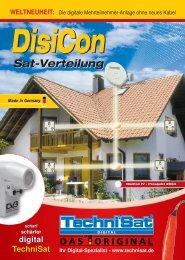 DisiCon -Verteilung