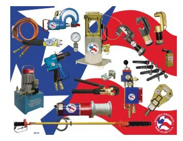 Reliable Catalog 2011-2012.indd - Reliable Equipment