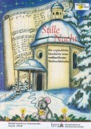 Medienservice: 89526: Stille Nacht. Die unglaubliche Geschichte ...