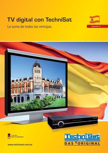 TV digital con TechniSat