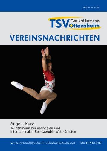 April 2012 - und Sportverein Ottensheim
