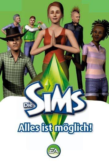 Die Sims - Computer