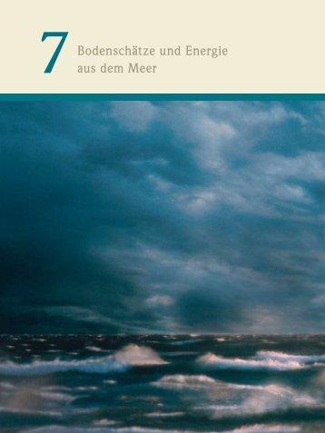 Herunterladen PDF > Kapitel 7 - World Ocean Review