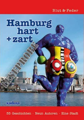 Hamburg hart + zart - Kadera Verlag