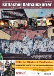 Köflacher Rathauskurier