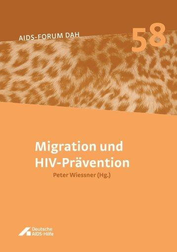 Migration und HIV-Prävention - Deutsche AIDS-Hilfe e.V.