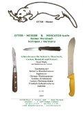 OTTER-Messer & Mercator - knife * Rainer Morshach - Seite 2