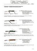 OTTER-Messer & Mercator - knife * Rainer Morshach - Seite 3