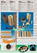 POLYURETHAN- ERZEUGNISSE - Hecker Werke GmbH + Co. KG - Seite 3