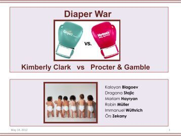 CORRECTED-Diaper wars: Kimberly to take on P&G through innovation, higher ad spend (Jan 23)