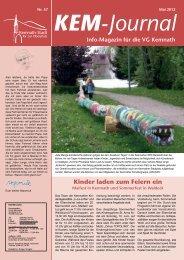 Ausgabe 05/2012 - Stadt Kemnath
