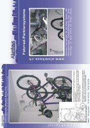 Fahrrad-Parkiersysteme