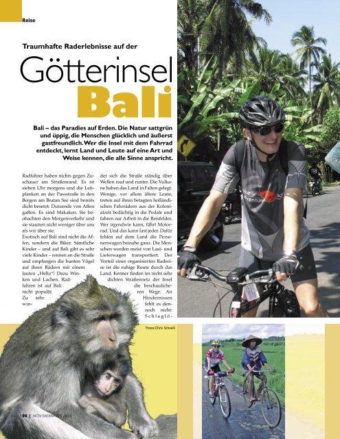 Bali - Bike Adventure Tours