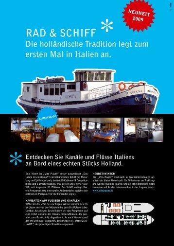 RAD & SCHIFF Die holländische Tradition legt ... - Boat Vita Pugna