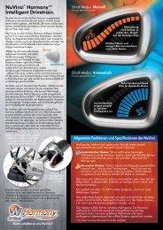 NuVinci® Harmony™ Intelligent Drivetrain. - KTM