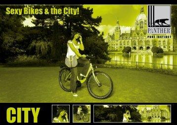 Sexy Bikes & the City! - Zweirad Schwarz