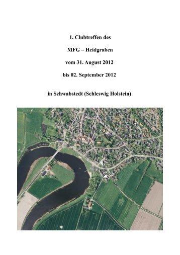 Heidgraben in Schwabstedt