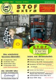 03135/21910 Schwargasse 3, 8401 Kalsdorf bei Graz, Tel. - STOF