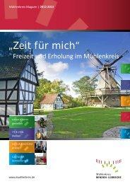 die Gemeinde Hille bietet zahlreiche ... - Teutoburger Wald