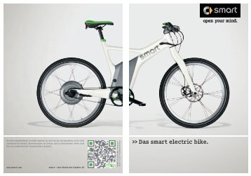 Das smart electric bike.