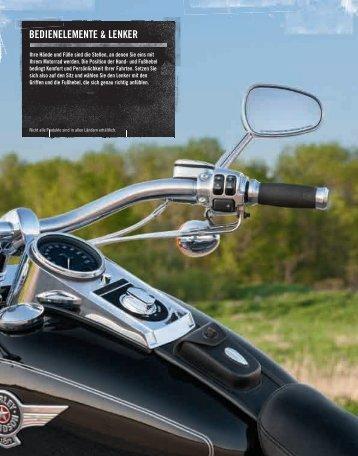 BEDIENELEMENTE & LENKER - Harley-Davidson Tuttlingen ...