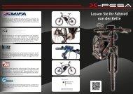 Lassen Sie Ihr Fahrrad von der Kette - IAI GmbH Wernigerode