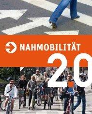Nahmobilität 2.0 - Arbeitsgemeinschaft fahrradfreundliche Städte ...