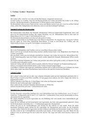 1. Vorbau Lenker Steuersatz - KS Cycling