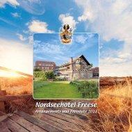 Willkommen auf Juist im Nordseehotel Freese