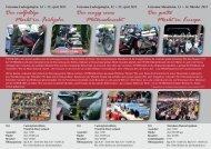 Termine 2012 Das Veterama- Ausstellungsprogramm