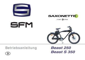 BA E-Bike Beast-2.indd - sachs sfm bikes