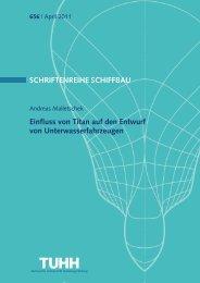 Dissertation_-_Malletschek_-_Komplettdruck_ ... - TUBdok