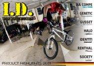 I.D. Product-Highlight Katalog 2011 - ison distribution deutschland