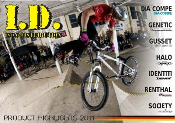 I.D. Product-Highlight Katalog 2011 - ison distribution deutschland