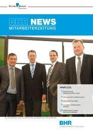 Ausgabe 1-2011 - Bhr - Bilfinger