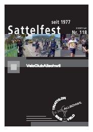 Sattelfest Nr. 118 seit 1977