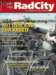 das Fahrrad - ADFC Hamburg