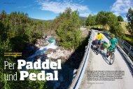 Mit Bike und Boot durch norwegen - Bike2Boat