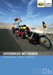 UNTERWEGS MIT WEBER - Weber Technik GmbH