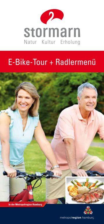 E-Bike-Tour + Radlermenü - Amber Hotels