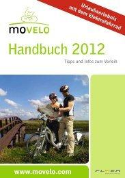 Handbuch 2012 - Movelo