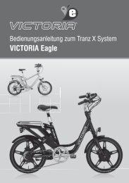 Bedienungsanleitung Eagle - Victoria e-Rad