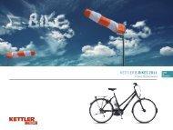 KETTLER E-BikEs 2011 - Kettler Bike