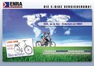 DIE E-BIKE VERSICHERUNG! - Fahrradversicherung24