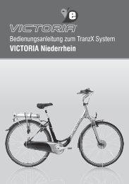 Bedienungsanleitung Niederrhein.indd - Victoria e-Rad