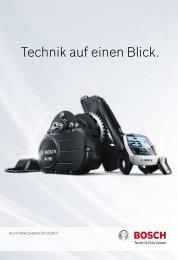 Bosch eBike System Flyer (2012/2013)