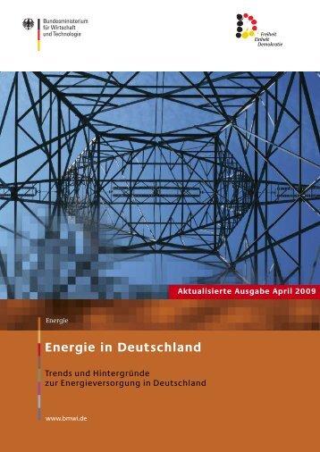 Energie in Deutschland - Depi