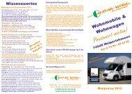 Wohnmobile & Wohnwagen - Caravan-Arena.de