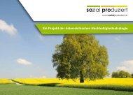 sozial produziert - Komunitas OG